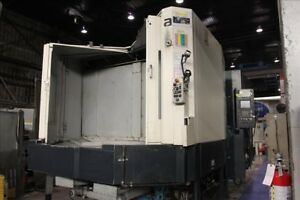 Makino A92 4 axis Cnc Horizontal Machining Center B37413