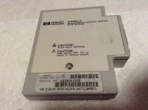 Hp 54657a Measurement Storage Module Hpib Interface