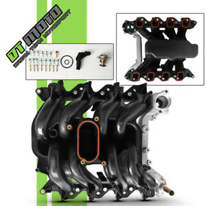 615 188 Upper Intake Manifold W gaskets For Ford E series F series V8 5 4l Truck