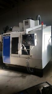Hurco Vsx 24 Cnc Vertical Machining Center