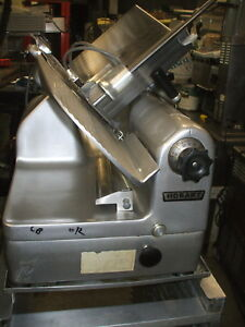 Hobart Automatic Slicer Model 1712 With Sharpener good Blade 900 Items On E Bay