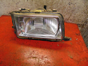 93 96 98 94 95 Audi 90 Cabrio Cabriolet Oem Passenger Right Headlight Assembly