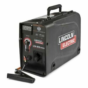 Lincoln Portable Ln 25 Pro Wire Feeder Standard K2613 5