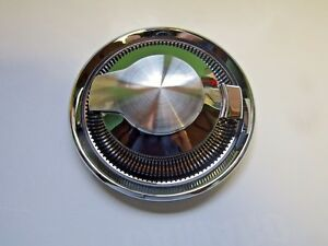 Mopar 68 Charger 67 68 Barracuda Cuda Flip Top Gas Cap And Bezel New