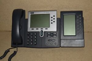 Cisco Systems Cisco Ip Phone 7960 Series With Expansion Module 7914