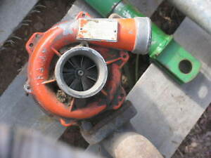 Allis Chalmers Tractor Turbo 190