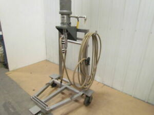 Graco 224 346 Stainless Steel Hydraclean President Pump 10 1 Ratio 1800 Psi