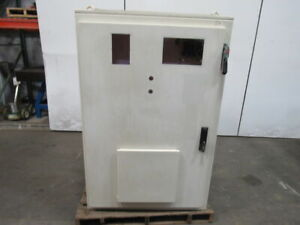 Klassen Jic Electrical Enclosure Cabinet 59x39x20 W 30a Disconnect
