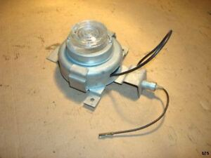 Nos Gm Retractable Hood Lamp Light