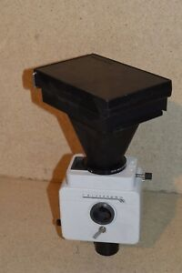 Wild Heerbrugg Mps11 Microscope Camera Adapter bb