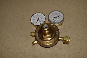 Victor Equipment Co Model Sr450 d Gas Regulator