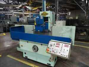 Elb Optimal 6375 Reciprocating Surface And Profile Grinder B37554
