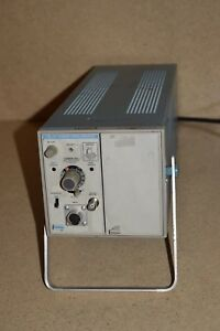 Tektronix Am 503 Am503 Current Probe Amplifier Plug In W Tm502a Mainframe