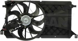 New Engine Radiator Cooling Fan Assembly With Controller Dorman 620 731