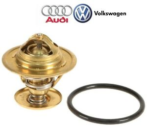 For Audi 4000 Volkswagen Beetle Thermostat 87 Deg c With Seal Ring Genuine
