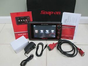 Snapon Solus Edge Touch Diagnostic Scanner Nice