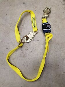 New Dbi Sala 6 Safety Lanyard Tie Back Ring Harness Tie Off D Fall Protection