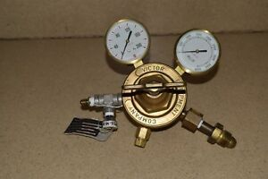 Victor Equipment Company Vts400d Compressed Gas Regulator