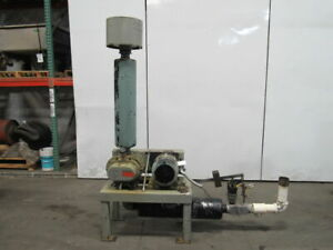 Fuller 5m f Positive Displacement Blower Package 460v 3ph