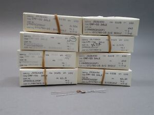 Mixed Lot Of 1000 Dale Resistors New