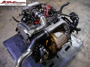 91 93 Toyota Mr2 2 0l Twin Cam Turbo Engine And Manual Transmission Jdm 3s gte