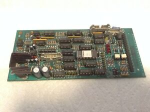 Wertec 141 108 4 Current Control Board