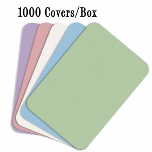 Dental Paper Tray Cover White 1000 box Pack Of 3 2035 md q3