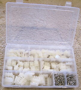 Molex Mlx Connector And Terminal Kit 288 Pieces 2 6 Conductor