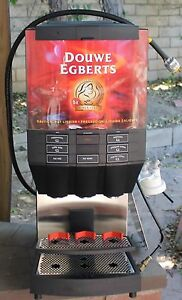 Nice Douwe Egberts Coffee Expresso Cappuccino Machine