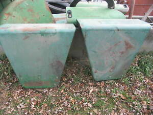 Oliver Tractor Fenders 1550 1555 1600 1650 1655 1750 1755 1850 1855