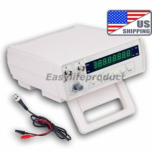 Us Vc3165 Radio Frequency Counter Rf Meter 0 01hz 2 4ghz Professional Tester