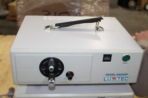 Luxtec 9300xsp Light Source Medical Endoscopy Laparoscopy Surgical Lights