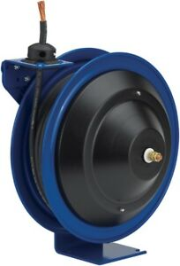 Coxreels P wc13l 3502 Welding Cable Reel Capable Of 35 Of 2 Ga Cable