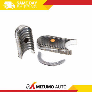 Main Rod Bearings Fit 02 10 Toyota Scion 2 0l 2 4l Dohc 1azfe 2azfe