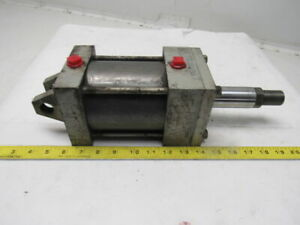 Milwaukee A 61 4 Bore 3 Stroke 1 3 8 Rod 250psi Clevis Air Cylinder