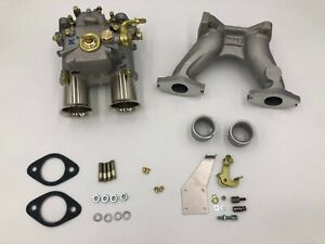 Mga 1500 1600 1622 Mgb 1963 1973 45 Dcoe Carburetor Conversion Genuine Weber