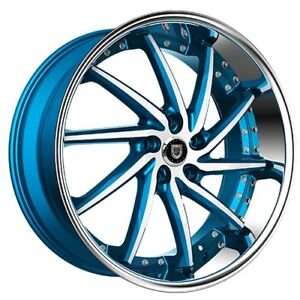 4 set 26 Lexani Wheels Artemis Custom Color Rims