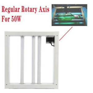 Regular Rotary Axis For 60w 100w Laser Engraver Engraving Machine