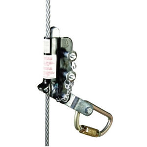 Safewaze Fs1119 38 Wire Fall Arrester For 3 8 Cable