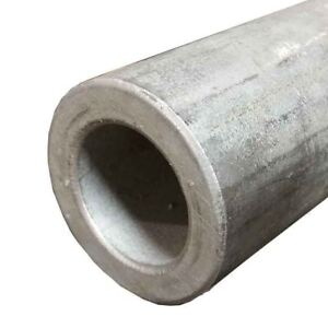 304 Stainless Steel Round Tube 2 Wall 0 250 Length 72 Seamless