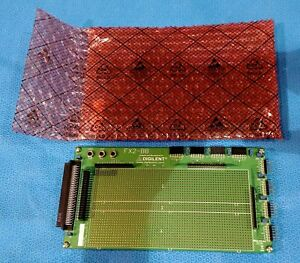 Digilent Fx2 bb Breadboard Wire Wrapped For System Board Peripheral Module Pmods