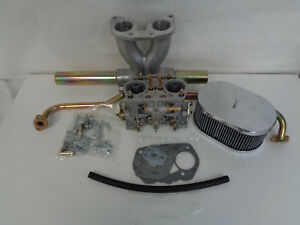 Vw Beetle Bug Single 40 Idf Econ Carburetor Kit New