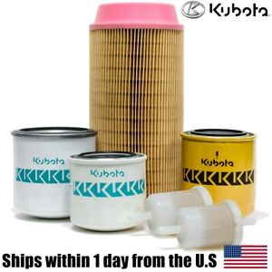 Kubota Zd331 Zd326 Lawn Mower Filter Maintenance Kit
