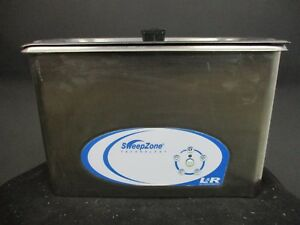 Sweepzone s200 Dental Ultrasonic Cleaner Bath For Instrument Cleaning