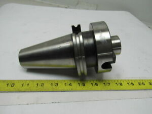 Techniks Syic 22727 Cat50xfma1 1 2 2 4 Cnc Shell Mill Holder