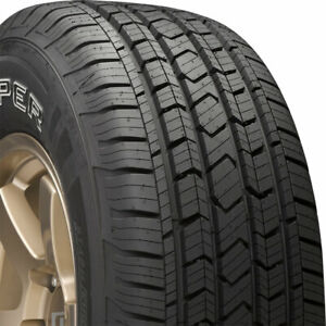 4 New 265 65 17 Cooper Evolution Ht 65r R17 Tires 34366