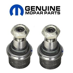For Dodge Ram 2500 3500 Pair Set Of 2 Front Lower Ball Joints Genuine 68216182