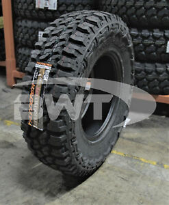 4 New 30x9 50 15 Thunderer Trac Grip M t Mud 9 50r R15 Tires