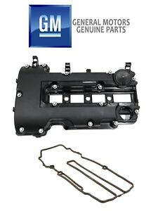 New Buick Encore Cadillac Elr Chevy Cruze Trax Valve Cover Gasket Genuine Gm