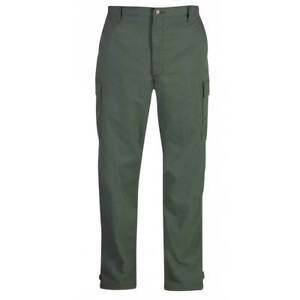 Propper Wildland Fire Fighter Tear Flame Resistant Pleated Knees Pants Green